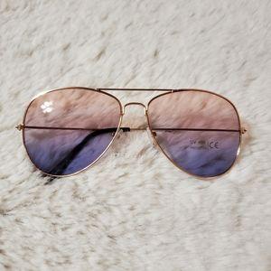 Callie Aviator Sunglasses